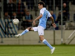 Fejsal Mulić bekommt bei den Löwen einen Profivertrag