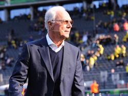 Von Franz Beckenbauer kam berufenes Lob für die Leistung des DFB-Teams im Spiel gegen Nordirland