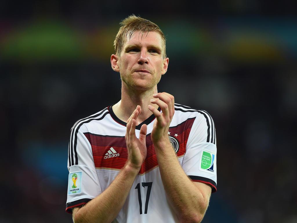 Per MErtesacker kritisiert den Druck im Profi-Fußball