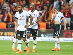 El Besiktas no continuará en la competición copera. (Foto: Getty)