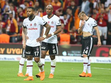 El Besiktas no continuará en la competición copera. (Foto: Getty)