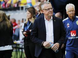 Janne Andersson ist nur auf das Spiel gegen Südkorea fokussiert