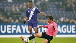 Dodi Lukebakio wurde beim belgischen Erstligisten RSC Anderlecht ausgebildet