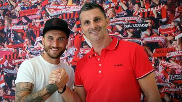 Robin Krauße wechselt zum FC Ingolstadt [Bildquelle: Twitter FCI]