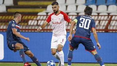 Wieder einmal scheiterte Salzburg in der Champions-League-Qualifikation