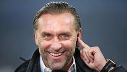 Thomas Doll ist neuer Trainer von Hannover 96