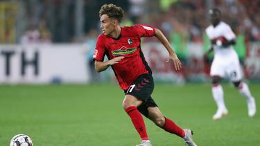 Luca Waldschmidt wird unter anderem mit Gladbach in Verbindung gebracht