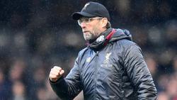 Jürgen Klopp kann mit dem FC Liverpool zwei Titel gewinnen