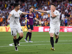Valencia bejubelt den ersten Titel seit 2008
