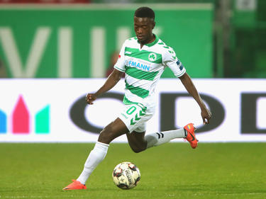 David Atanga bleibt in Deutschlands 2. Liga