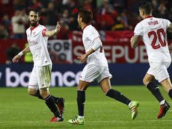 Nico Pareja hizo el gol del triunfo al aprovechar un rechace. (Foto: Imago)