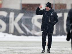 Kann Sturm-Trainer Franco Foda bald mit Michael Liendl rechnen?