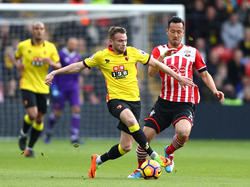 Tom Cleverley signed for Watford FC