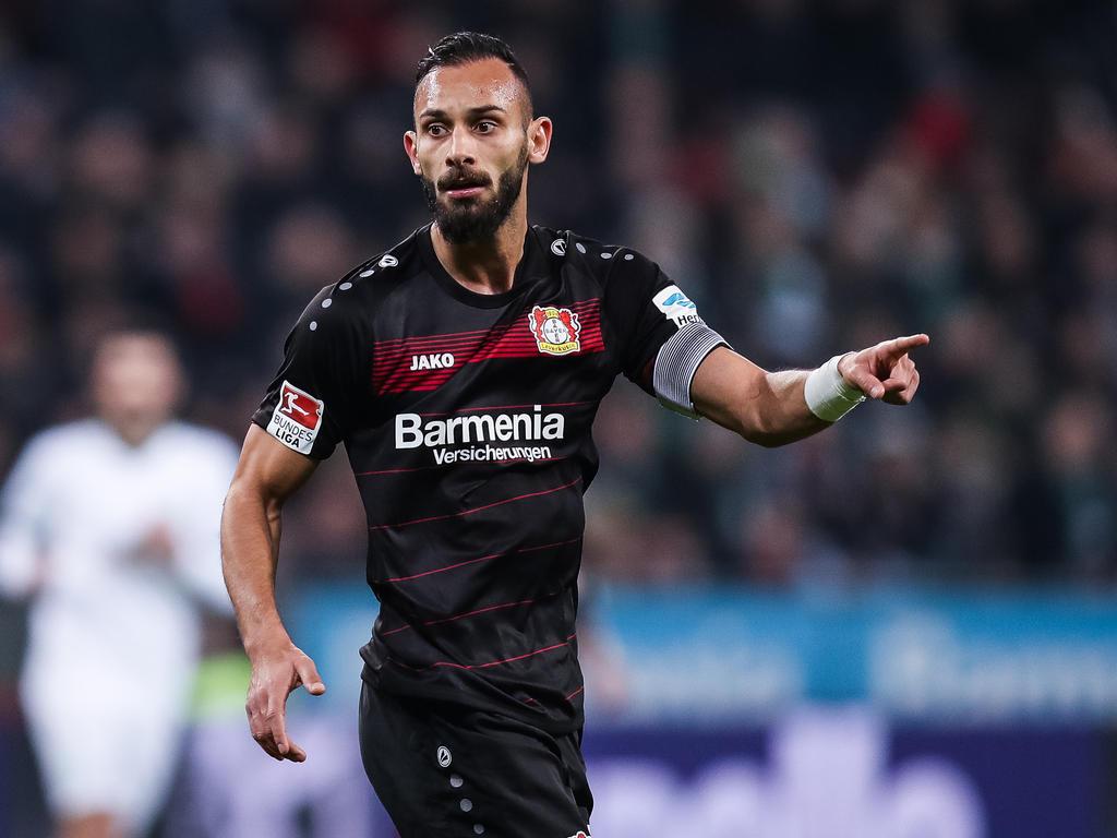 Ömer Toprak steht Leverkusen gegen Ingolstadt womöglich nicht zur Verfügung