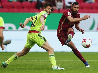 Jonathas (r.) steht vor einem Wechsel zu Hannover 96