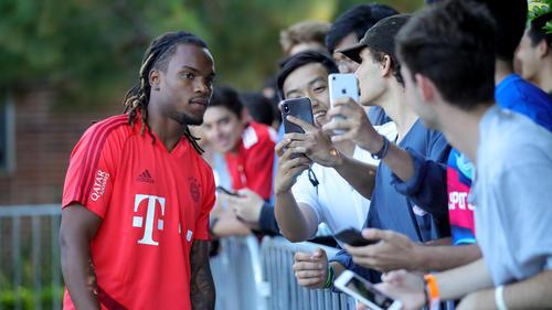 Renato Sanches Zukunft beim FC Bayern ist weiter ungewiss