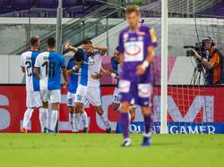 Die Austria hat auch gegen Apollon Limassol enttäuscht