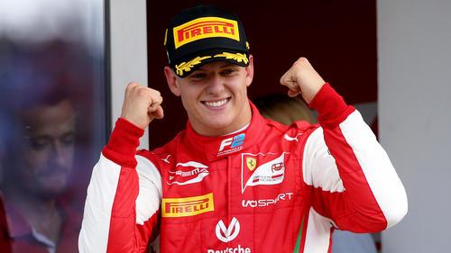 Mick Schumacher könnte laut Hülkenberg schon 2021 in der F1 fahren