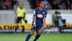 Alfredo Morales wird bei Fortuna Düsseldorf einige Wochen fehlen