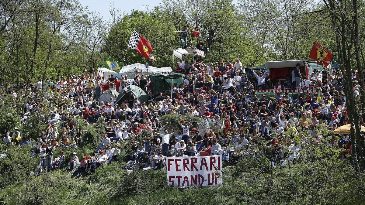 Startet die Formel 1 in Zukunft wieder in Imola?