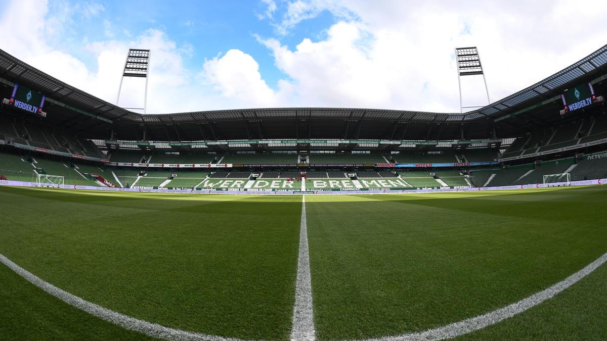 Das Bremer Weserstadion ist ausgezeichnet worden