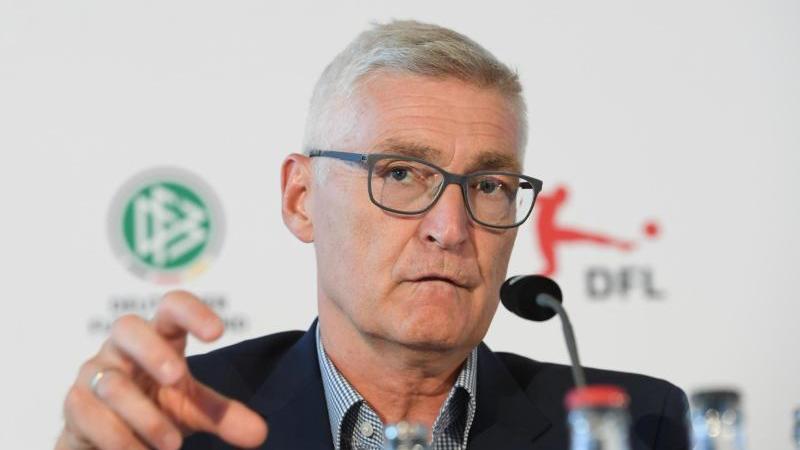 DFB-Schiedsrichterchef Lutz Michael Fröhlich will Reformen umsetzen