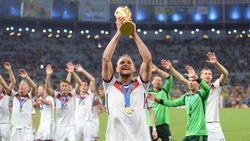 Benedikt Höwedes wurde 2014 mit dem DFB-Team Weltmeister