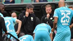 Der VfL Wolfsburg verliert das Erstrundenspiel des DFB-Pokals am Grünen Tisch
