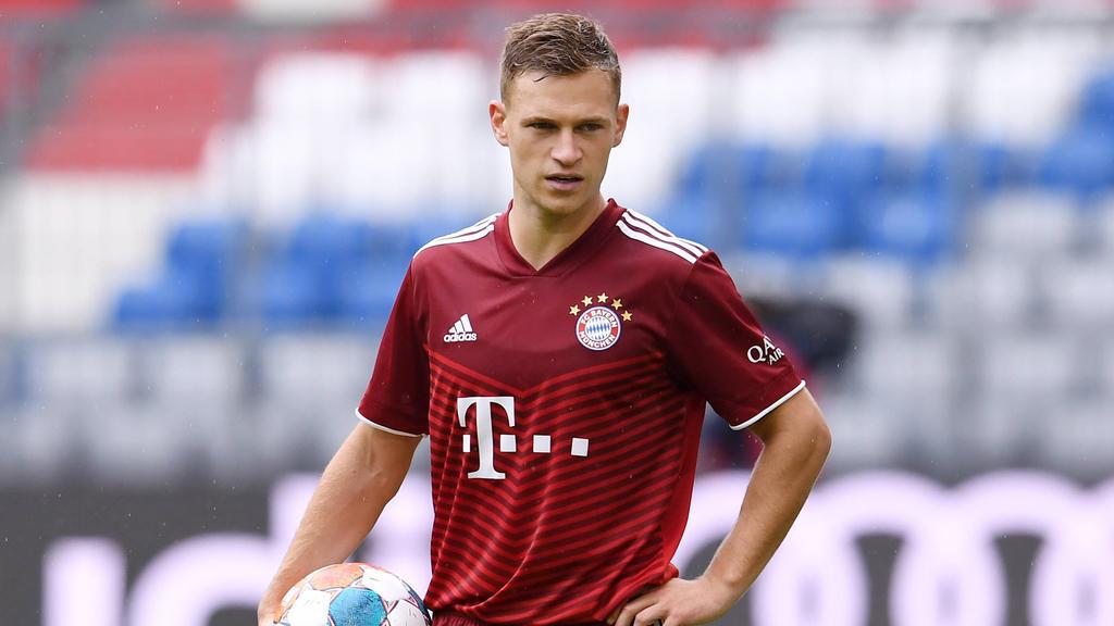 Joshua Kimmich verlängert wohl beim FC Bayern