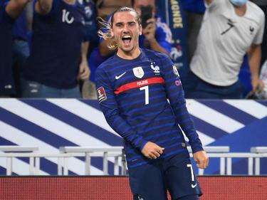 Griezmann hielt Weltmeister Frankreich auf WM-Kurs
