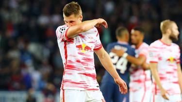 RB Leipzig steht in der Champions League vor dem Aus