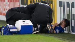 Daniel Caligiuri musste gegen Hertha BSC ausgewechselt werden