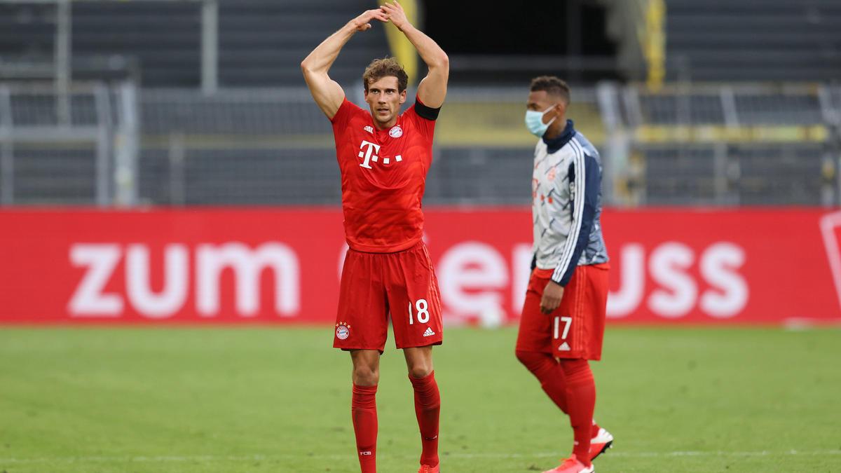 Leon Goretzka brilliert derzeit beim FC Bayern