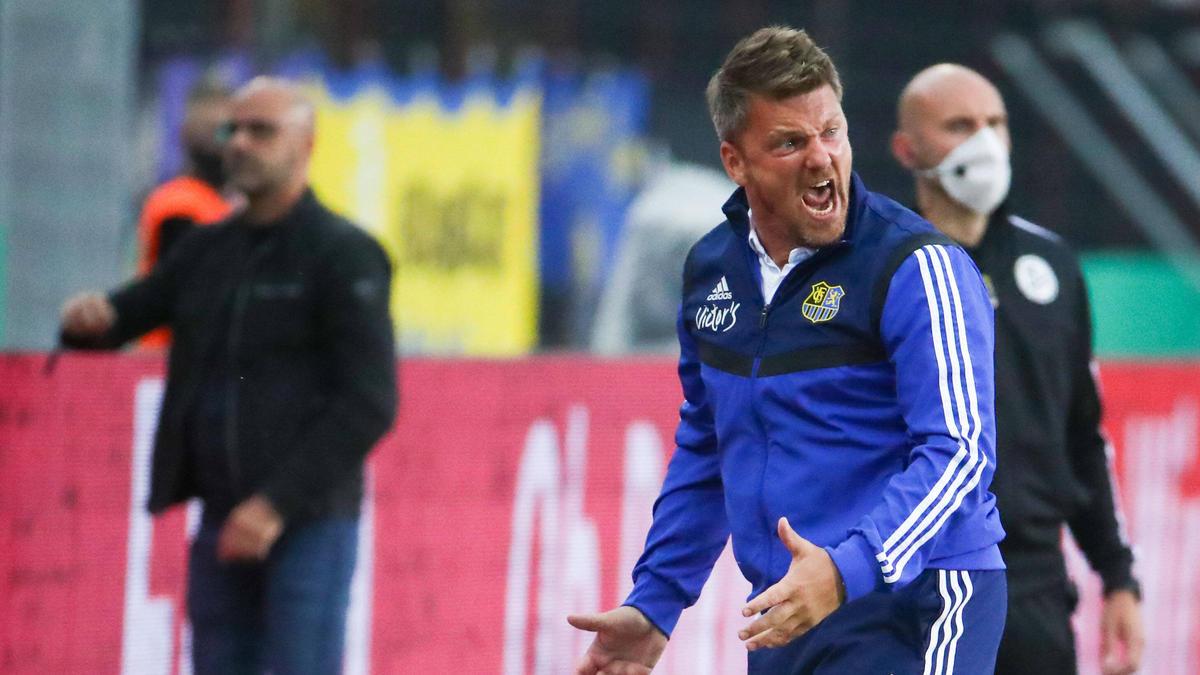 Der 1. FC Saarbrücken verabschiedete sich aus dem DFB-Pokal