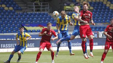 Eintracht Braunschweig holte einen wichtigen Sieg gegen Münster