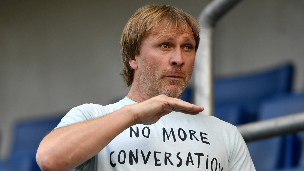 Ansgar Brinkmann blickt kritisch auf den FC Schalke 04