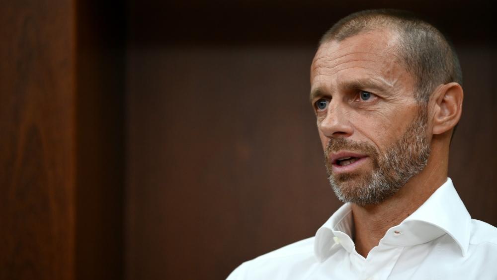 Verteidigt die Prämien-Ausschüttung: Aleksander Ceferin