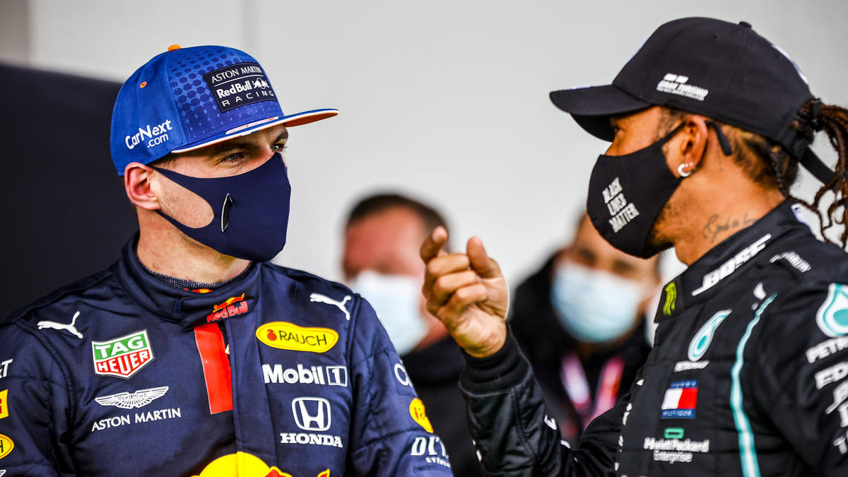 Max Verstappen und Lewis Hamilton in einem Team? Das bleibt vorerst ein Traum