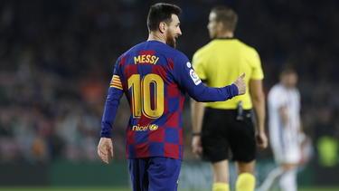 Für Lionel Messi lag ein Rekordangebot vor