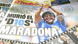 """""""Der Tod Gottes"""": Pressestimmen zu Maradona"""