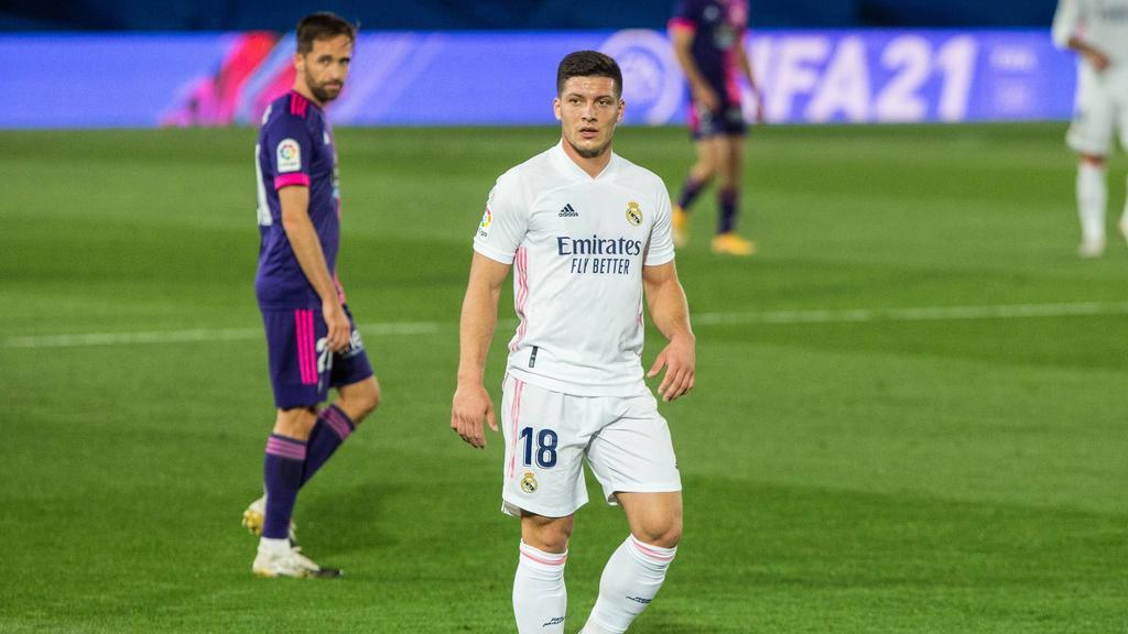 Luka Jovic verstärkt Eintracht Frankfurt