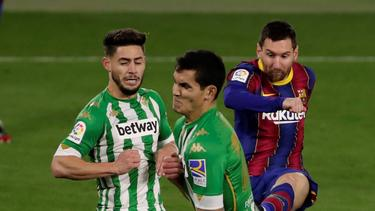 Lionel Messi brachte neuen Schwung für den FC Barcelona