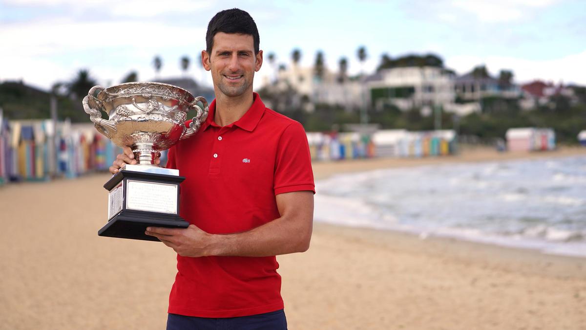 Ab dem 8. März wird Novak Djokovic in seine insgesamt 311. Woche als Nummer eins gehen