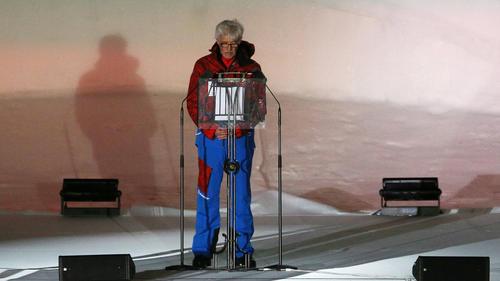 Franz Steinle, Präsident des Deutschen Skiverbandes