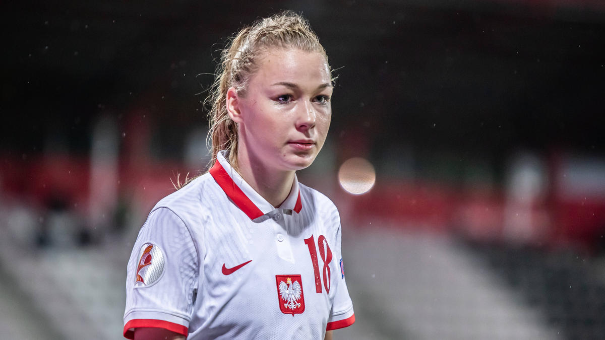 Weronika Zawistowska verstärkt den FC Bayern