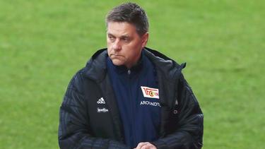Union-Boss Oliver Ruhnert reagiert deutlich auf das Gerücht um Becir Omeragic