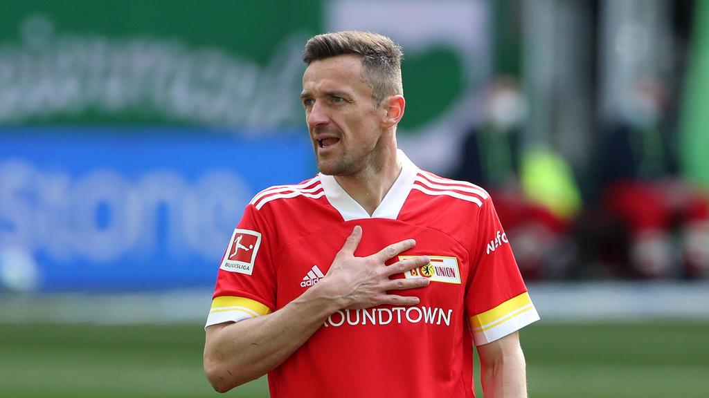 Union Berlin nächste Saison ohne Christian Gentner