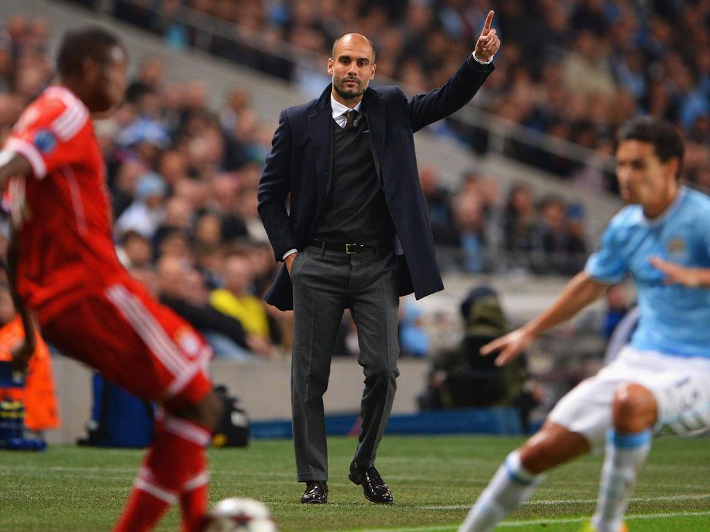 Premier League » News » Football: Pellegrini readies Man City for ...