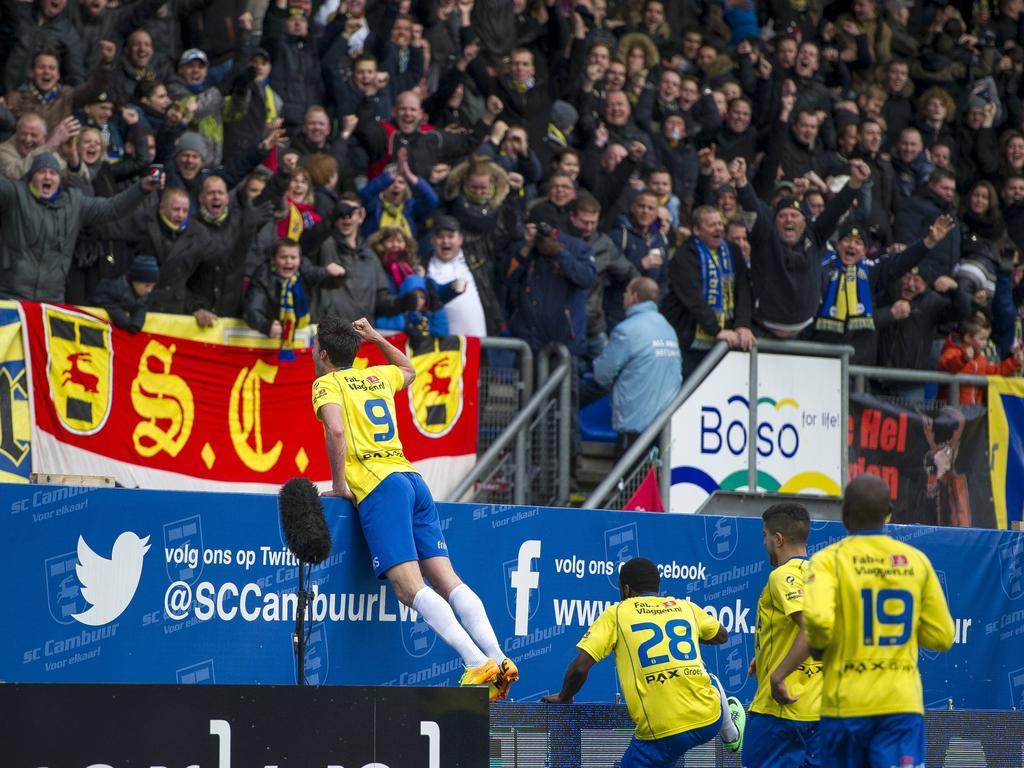 Eredivisie Nieuws Sc Cambuur Zet Zwak Pec Zwolle Opzij
