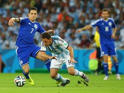 Hält sich Rodriguez auf den Beinen?